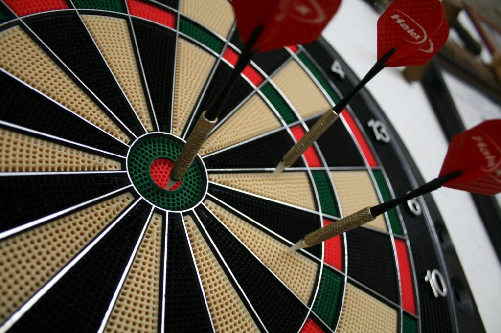 Darts betting tips: how to hit the target
